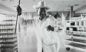 Cuban tenor Benny Moré in 1963.