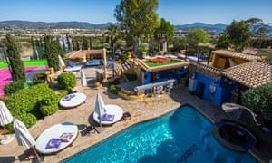 Pikes Hotel, Ibiza