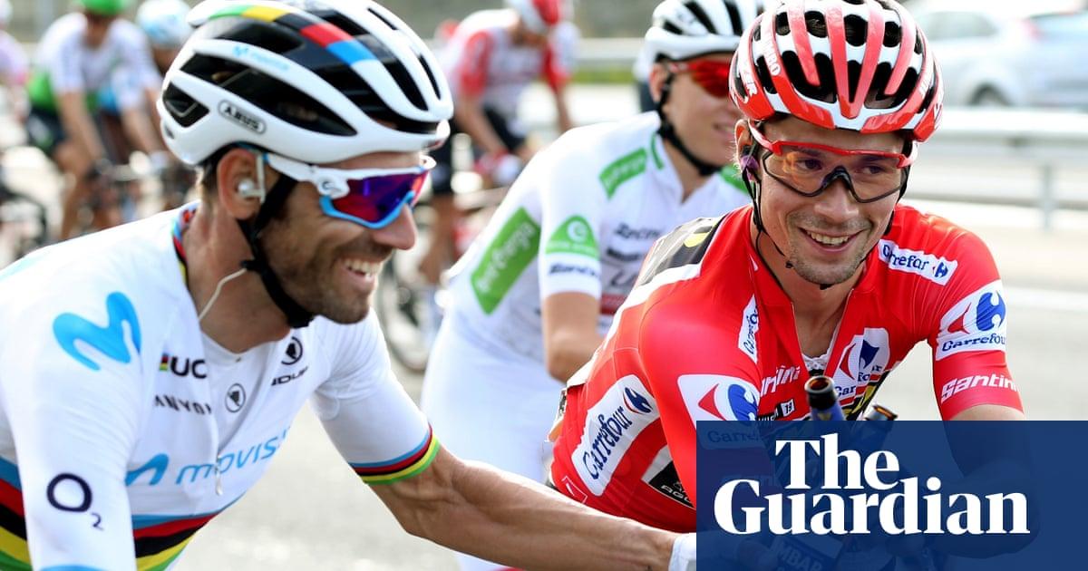 Primoz Roglic seals Vuelta a España triumph as race ends in Madrid