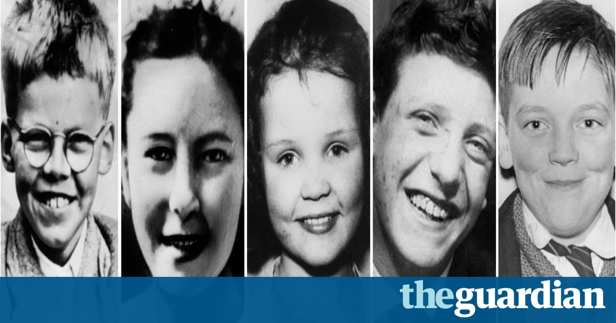 The victims of Ian Brady and Myra Hindley