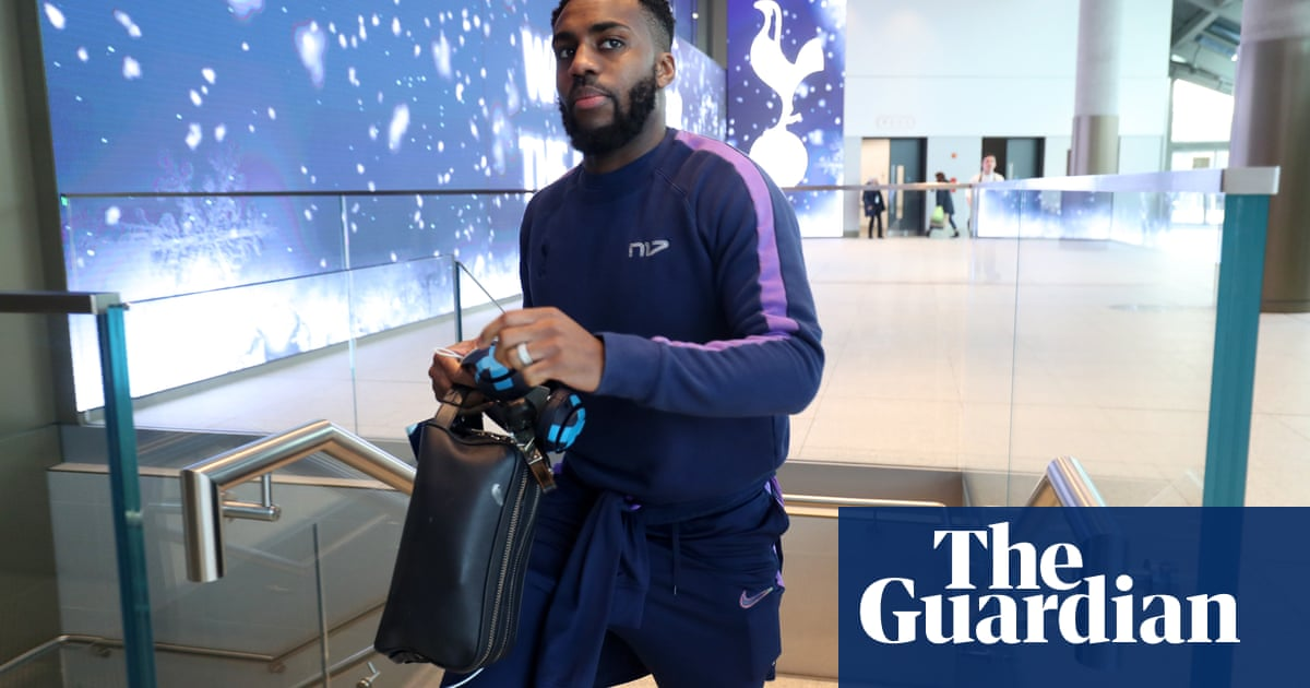 Tottenham's Danny Rose set to join Newcastle on loan until end of season