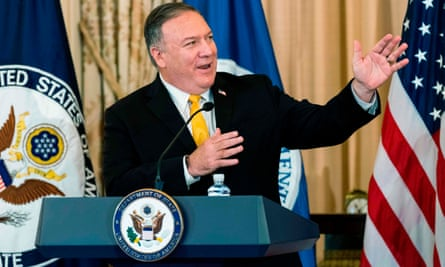 The campaign led by Secretary of State Mike Pompeo calls on states to promote women's rights and health – but without access to abortion.