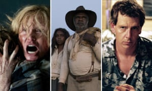 The Babadook, (M) Sweet Country, (R) Animal Kingdom