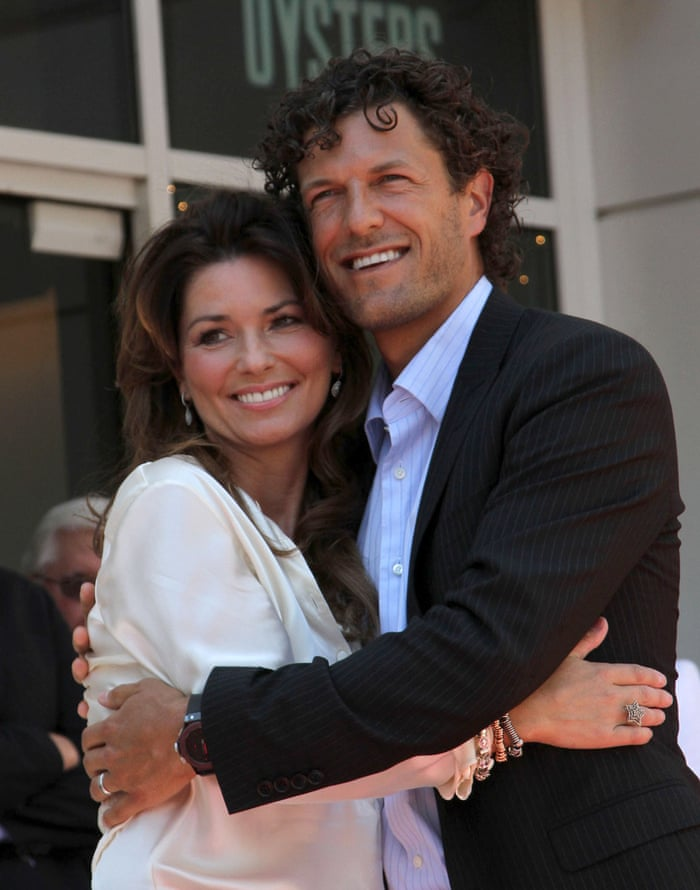 Mutt Lange And Marie Anne Thiebaud Wedding.Shania Twain On Abuse Betrayal And Finding Her Voice I Wanted A