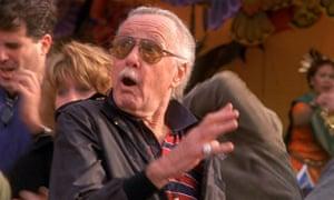 Stan Lee movie cameos - Spider-Man