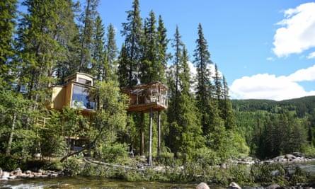 River Eye Treehouse