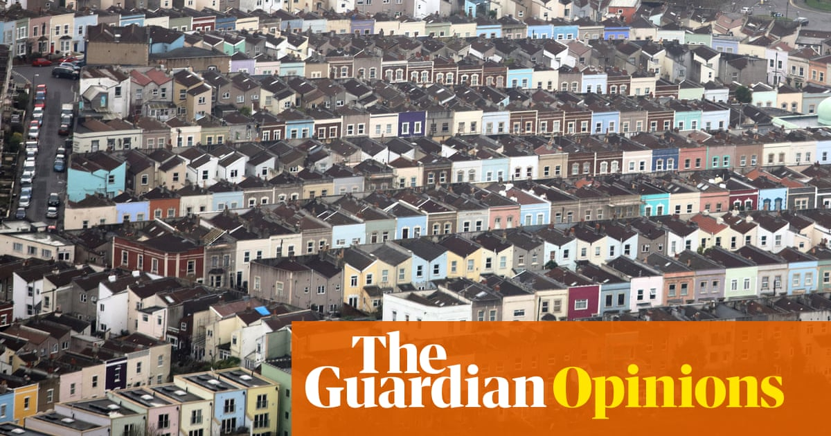 At last, a reason to celebrate: house prices are falling