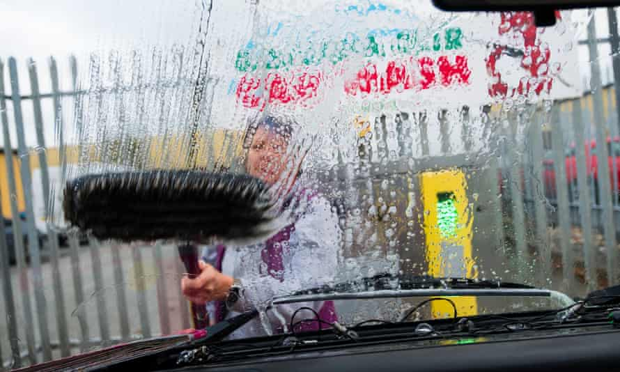 CCLA's chief executive said car washes and nail bars 'are areas where slavery happens in this country'.