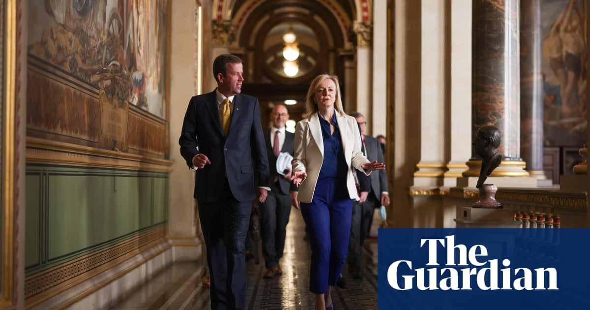 UK expected to offer post-Brexit trade deal to Australia