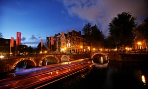 Amsterdam's new rules of the night: 'Stay classy, think neighbours, drink inside and use a loo.'