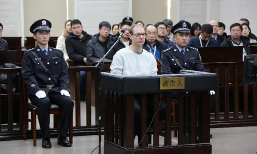 Canadian Robert Lloyd Schellenberg was sentenced to death in China on drugs charges.