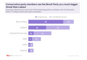 Poll of Tory members