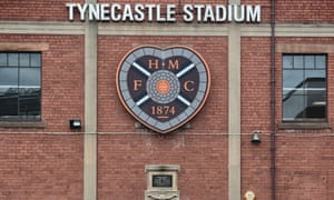 The Archibald Leitch-designed Main Stand at Tynecastle.