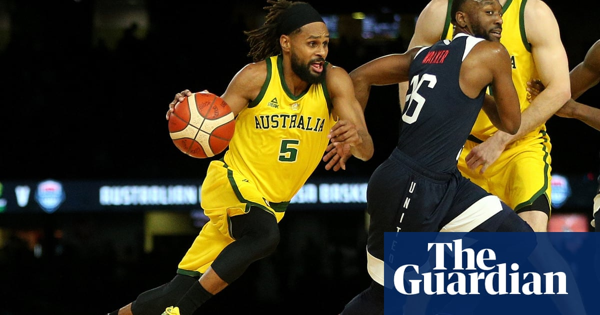 best website eccd9 80142 Australia beats USA for the first time ever in basketball ...