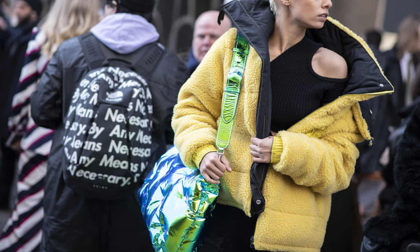 The big fashion fight: can we remove all the toxic, invisible plastic from our clothes?