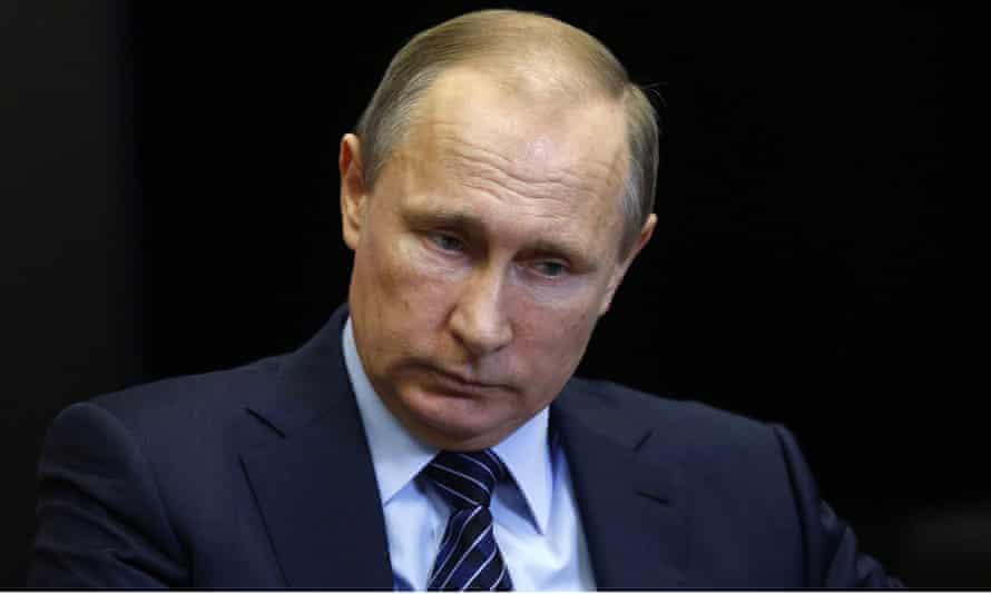 Vladimir Putin ponders a response after Turkey shot down a Russian warplane.