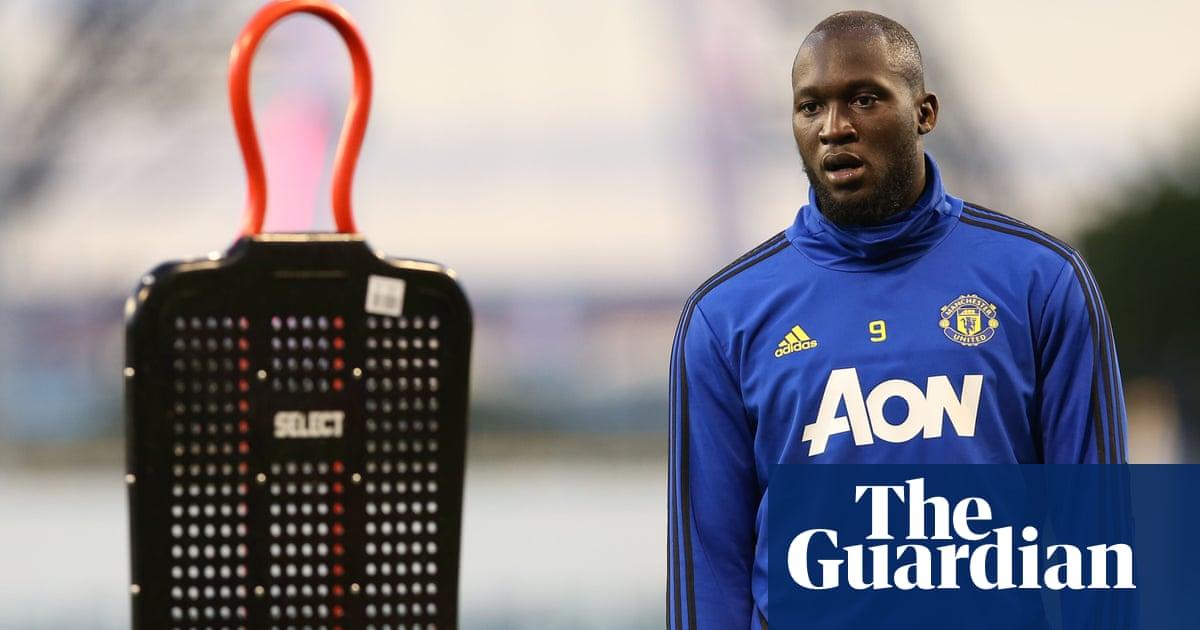 buy popular 2023c 1e781 Inter meet Manchester United to discuss Romelu Lukaku ...