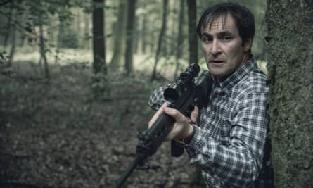 Derek Riddell as Adam Gettrick in The Missing