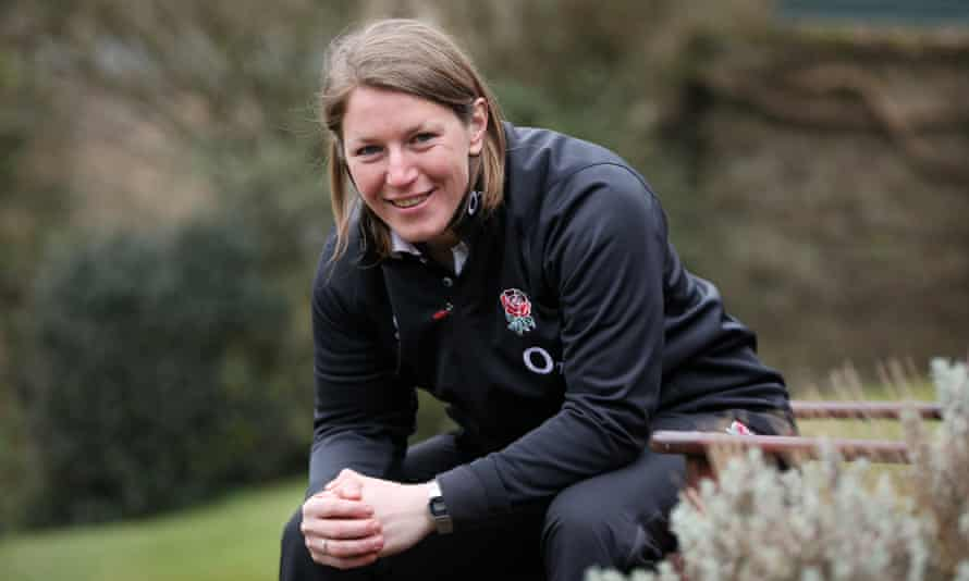 Rochelle Clark is one cap shy of Jason Leonard's record of 114 caps for England and is likely to pass that mark during the upcoming autumn internationals.