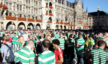 Bayern Munich v Celtic: Champions League – live!