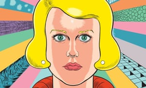 'A time-travelling love story' ... Patience by Daniel Clowes.