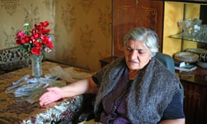 Radif Shamoyan has taken her fight to the courts but is unable to afford legal representation.