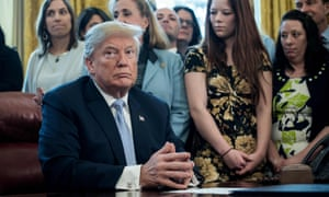 Outcry as Trump restricts funding for sex-trafficking