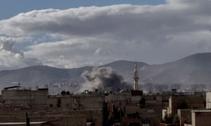 Eastern Ghouta.