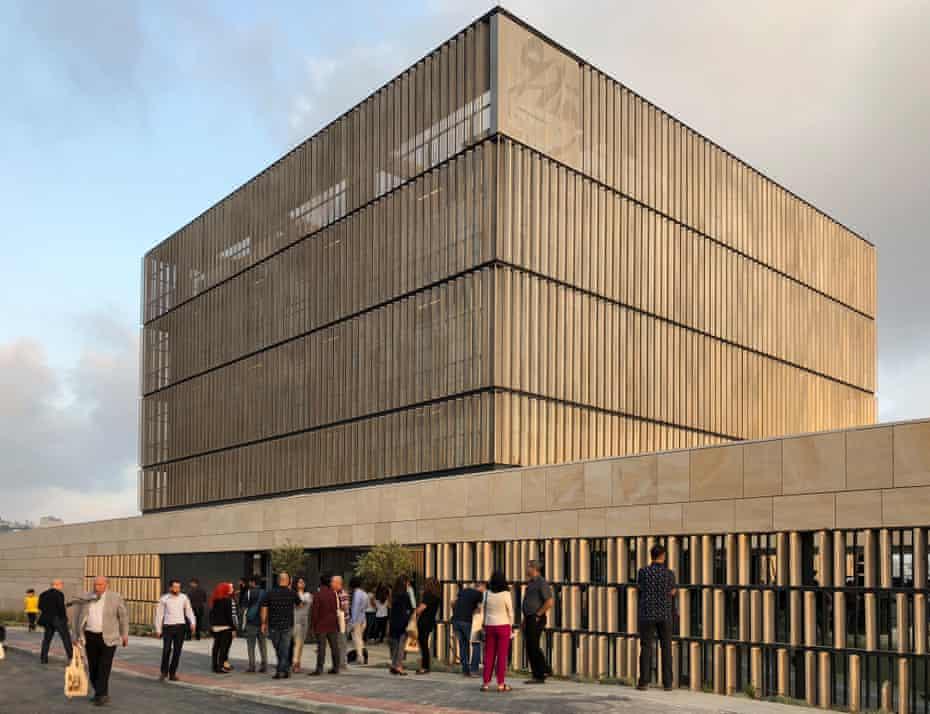 Qattan Foundation cultural centre in Ramallah.