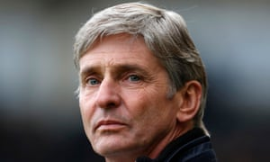 José Riga piloted Charlton away from the relegation zone in 2014 and becomes the fifth managerial appointment of Roland Duchâtelet, the club's absentee owner.