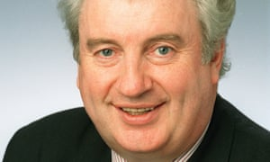 Jimmy Hood in 2005. He developed a specialism in parliament in the scrutiny of European Union legislation.