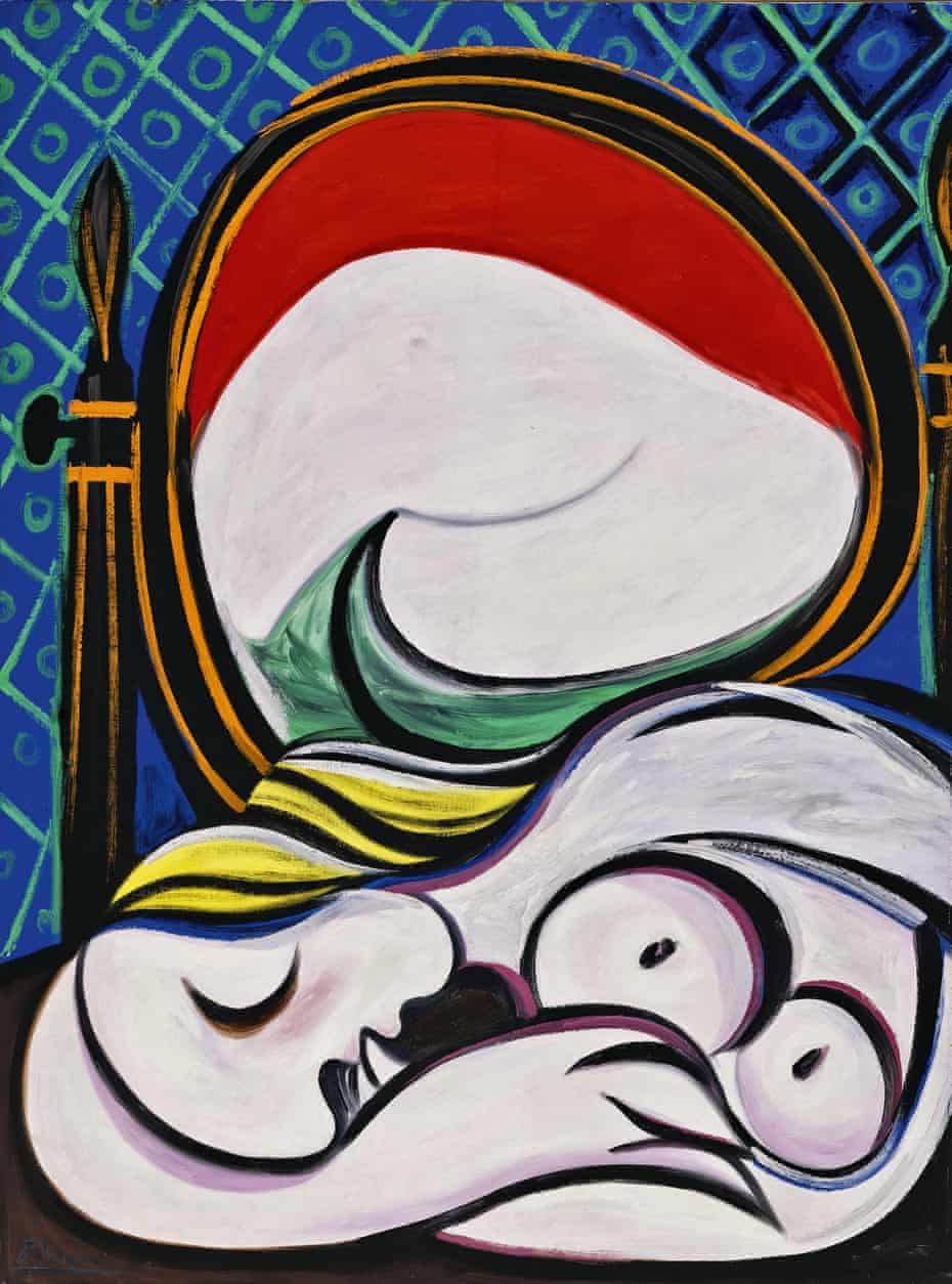 The Mirror, 12 March 1932 by Pablo Picasso