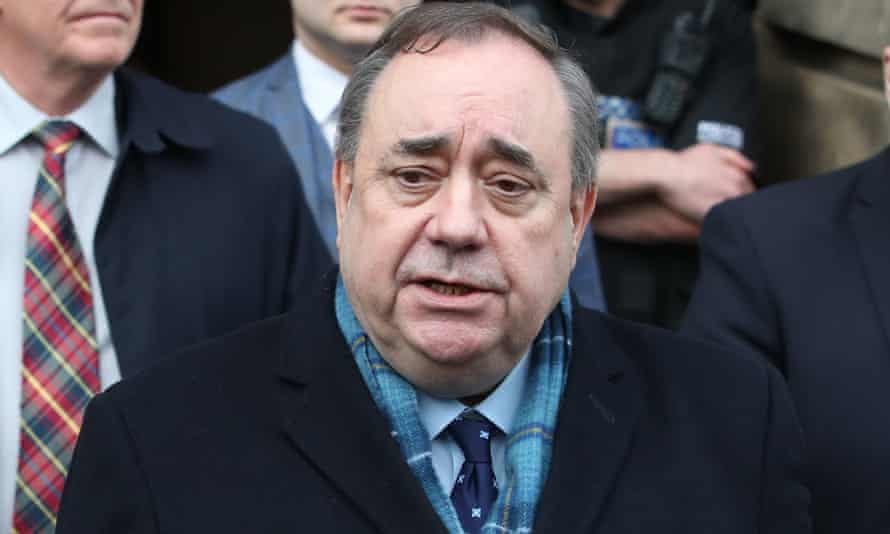 News of a government investigation into allegations against Alex Salmond was leaked in August 2018.