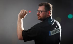 James Wade says he has two personalities, the angel and the devil, and the bipolar medication prevents him from going off rails but robs him of his sparkle.