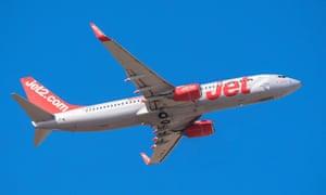 A Jet2 plane