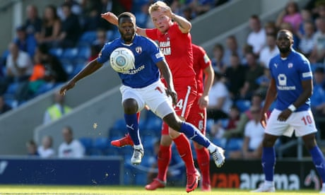 'It is confusing': how Chesterfield are on both a record low and 12-year high
