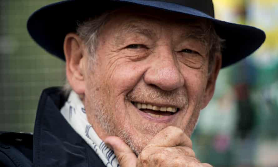 'Nobody looks to Hollywood for social commentary, do they?' … Ian McKellen.