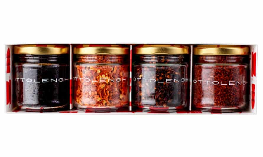 Chilli lovers collection, £15ottolenghi.co.uk