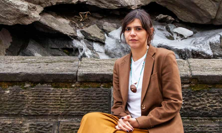 Valeria Luiselli: 'In the past year we found solace in the companions that live in our bookshelves.'