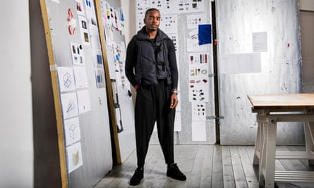 'This is post-class' … Samuel Ross, founder and creative director os A-Cold-Wall*.