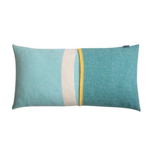 Lambswool cushion, £55, by Twig, suchandsuch.co