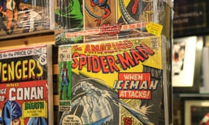 'Nobody gets into comic retail to be a millionaire.'