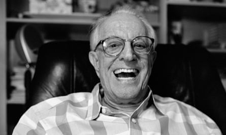 Dr Albert Ellis, a psychologist who led the revolution in cognitive therapy