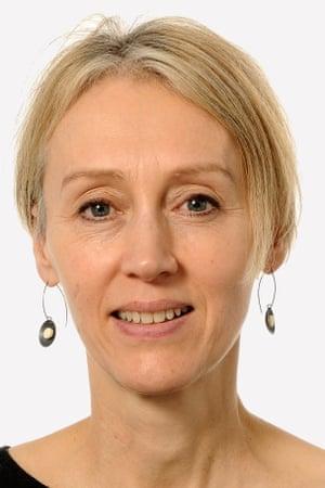 Dr Jennifer Dixon of the Health Foundation