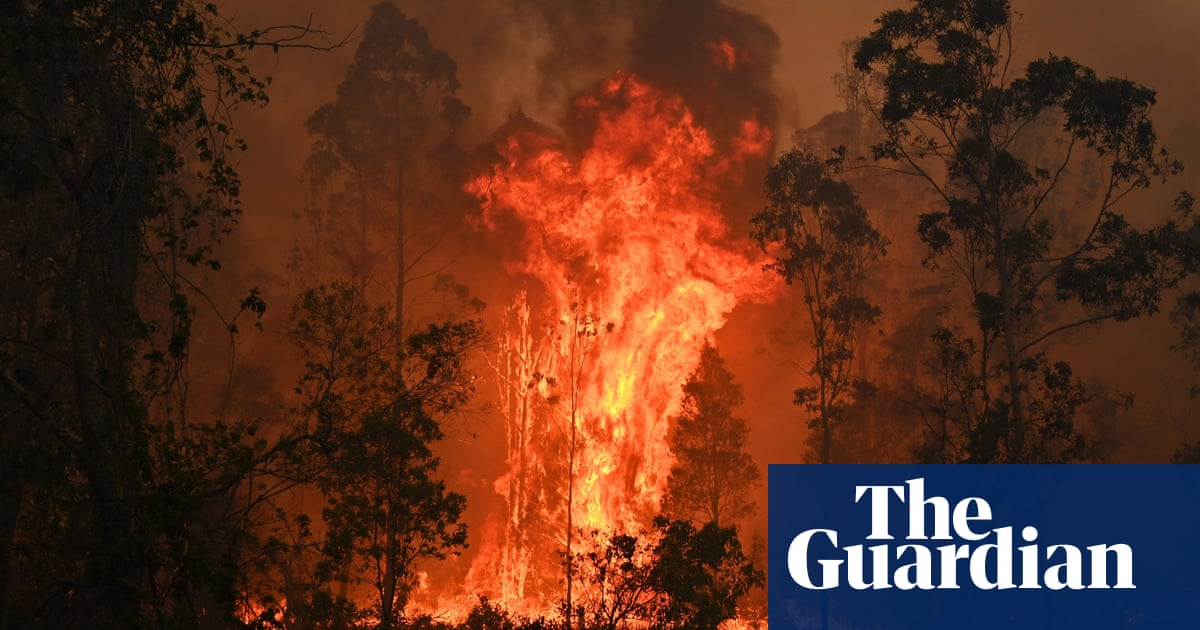 Morrison government urged to cut emissions to tackle root cause of worsening bushfires – The Guardian