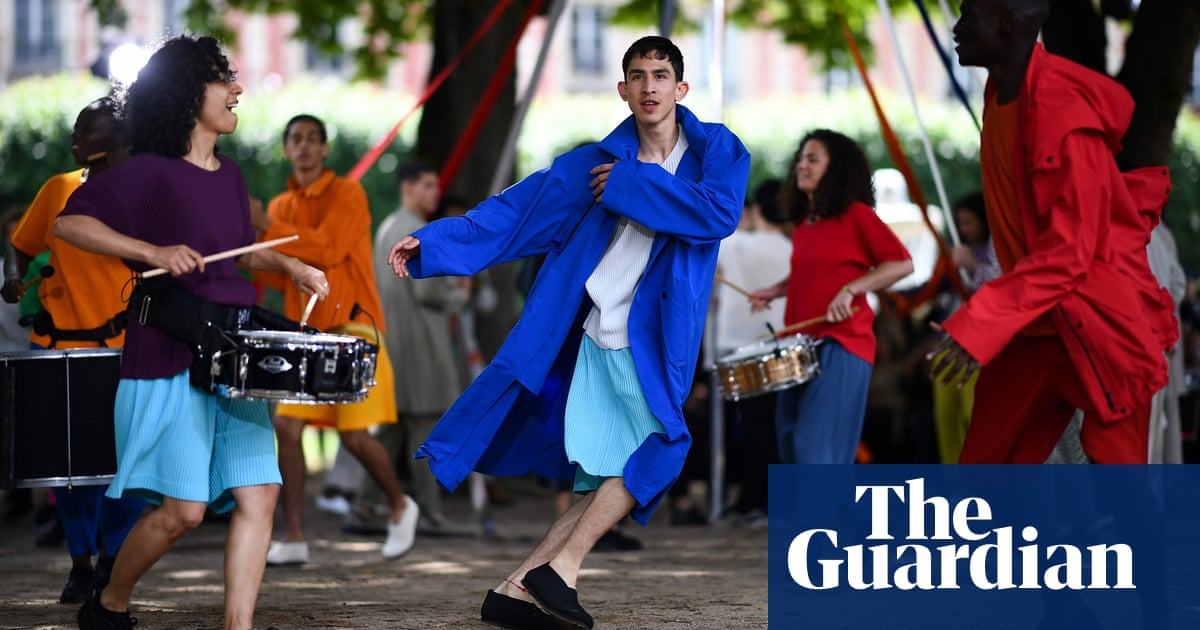 Paris mens fashion week: the key collections – in pictures