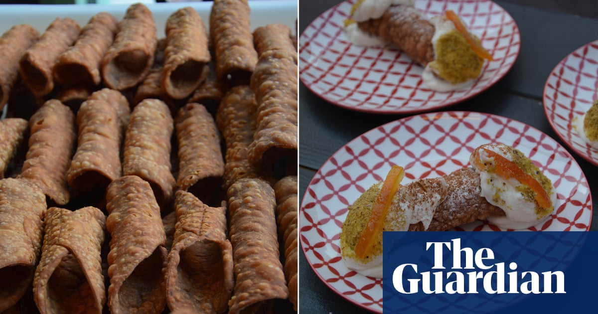 Rachel Roddy's recipe for cannoli | A Kitchen in Rome | Food