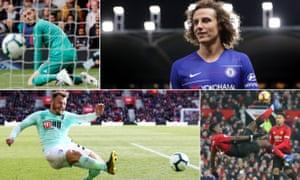 David de Gea, David Luiz, Paul Pogba and Ryan Fraser have all surprised us this season.