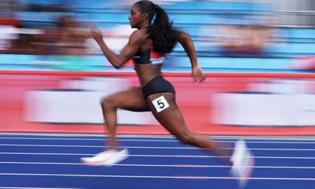 After Doha double, Dina Asher-Smith has Olympic history in her sights | Sean Ingle
