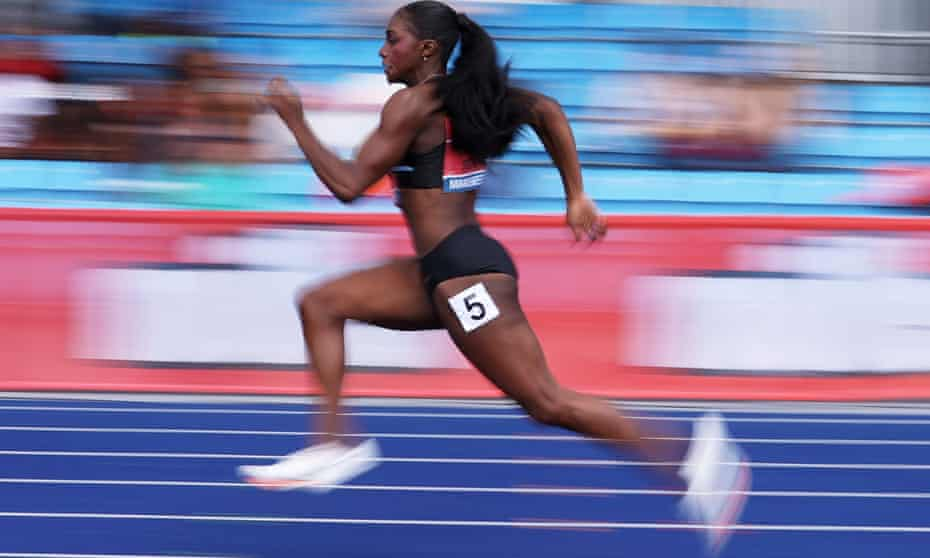 Dina Asher-Smith is among the favourites for sprint gold in Tokyo but will need to be at her best